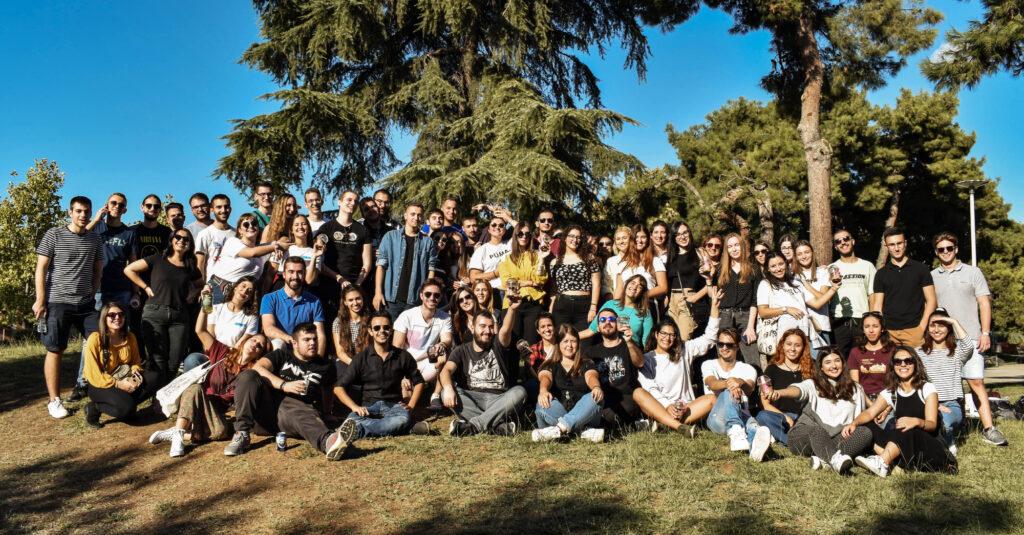πικ-νικ infinitygreece εθελοντές θεσσαλονίκη
