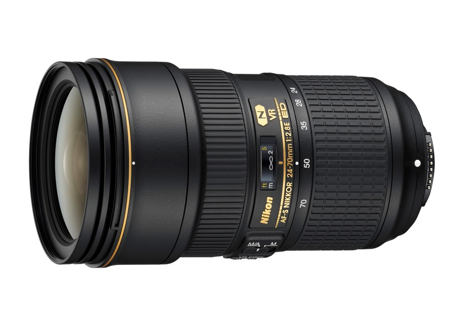 New Nikon 24-70mm f/2.8E ED VR