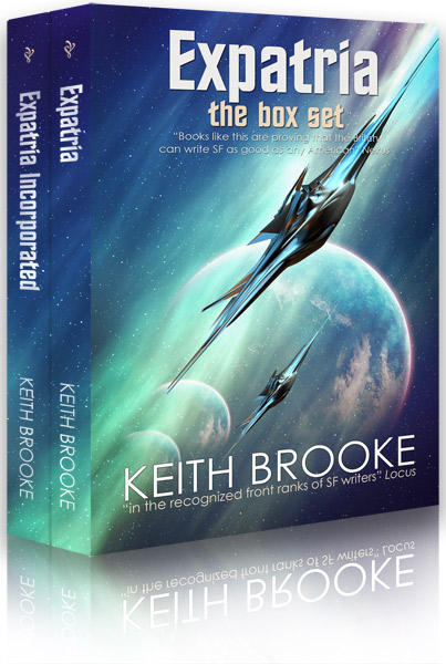 Expatria: the boxed set