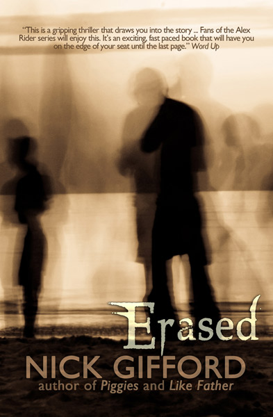 Erased by Nick Gifford