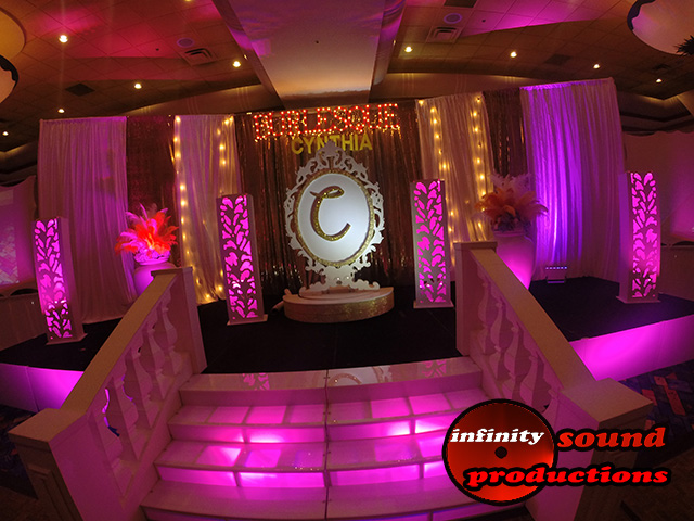 stages decor infinity sound production