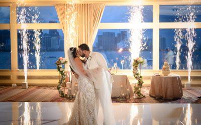 Rusty Pelican Miami Wedding – Laura & Dennis