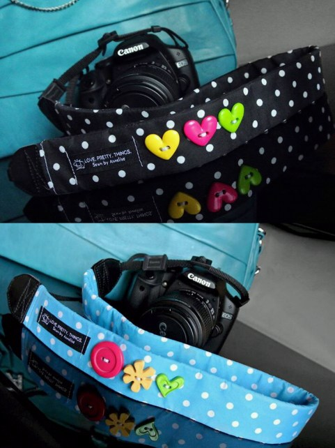 Camera Strap Covers
