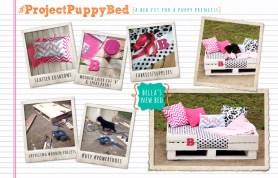 DIY Puppy Bed
