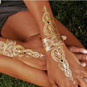 body-art-paninting-tattoo-stickers-tattoo-glitter-meatal-gold-silver-waterproof-temporary-flash-tattoo-henna-metal