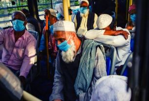 Foreign Tablighi nationals allowed to leave India in the wake of saying 'sorry' Center to S.C.