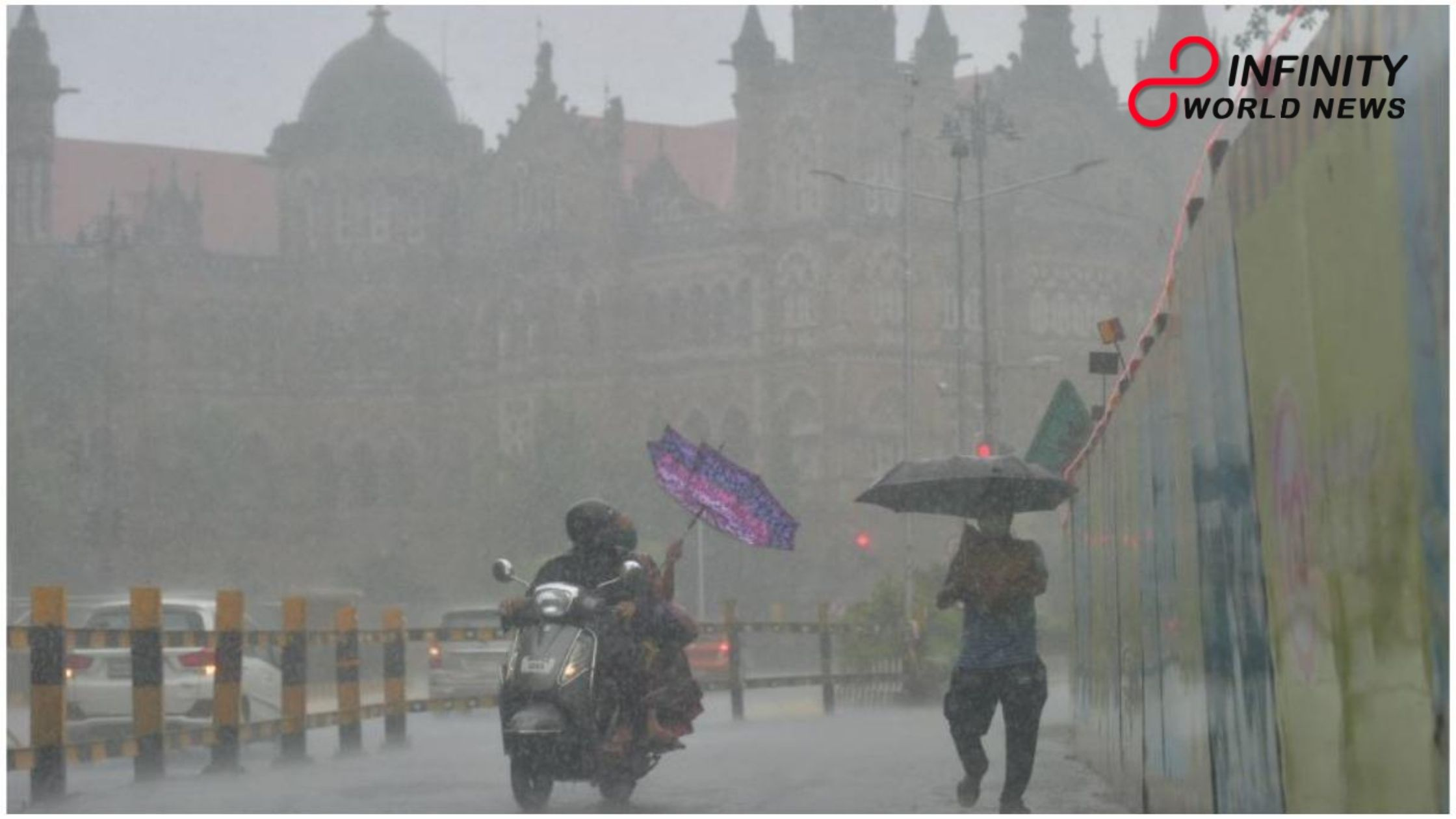 IMD predicts overwhelming precipitation in parts of Mumbai in next 24 hrs