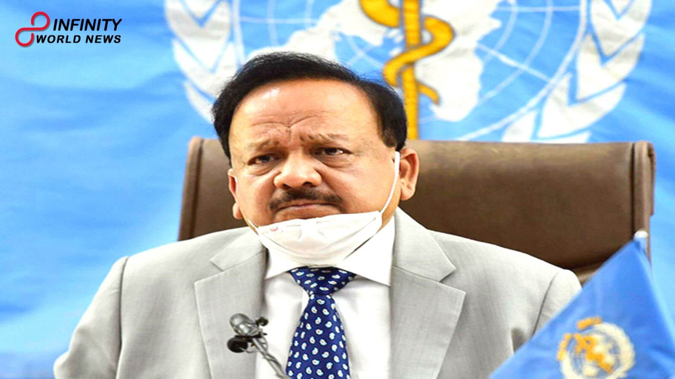 India has one in all lowest worldwide Covid-19 fatality charges: Harsh Vardhan