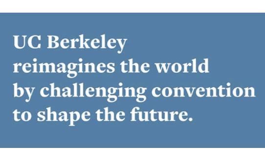 La estrategia conceptual de U of C Berkeley