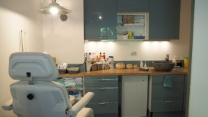 Salle de soins du Cabinet Flover