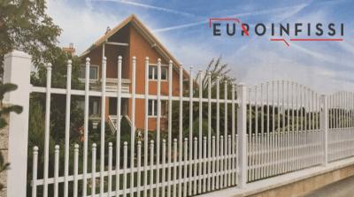 recinzione ferro roma