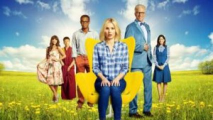 the good place comedy essay main