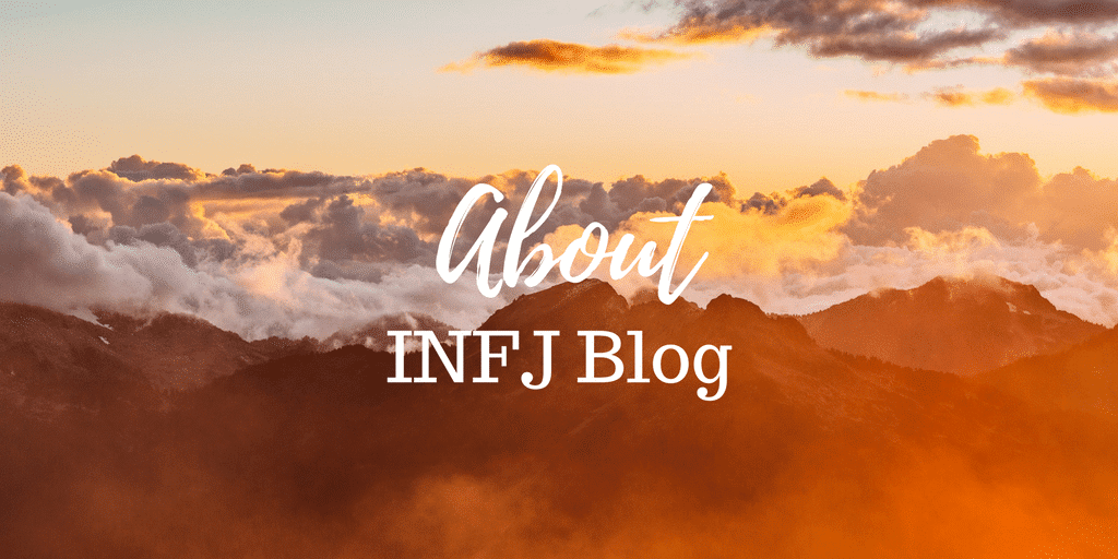 about infj blog
