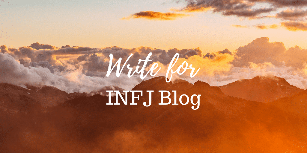 write for infj blog
