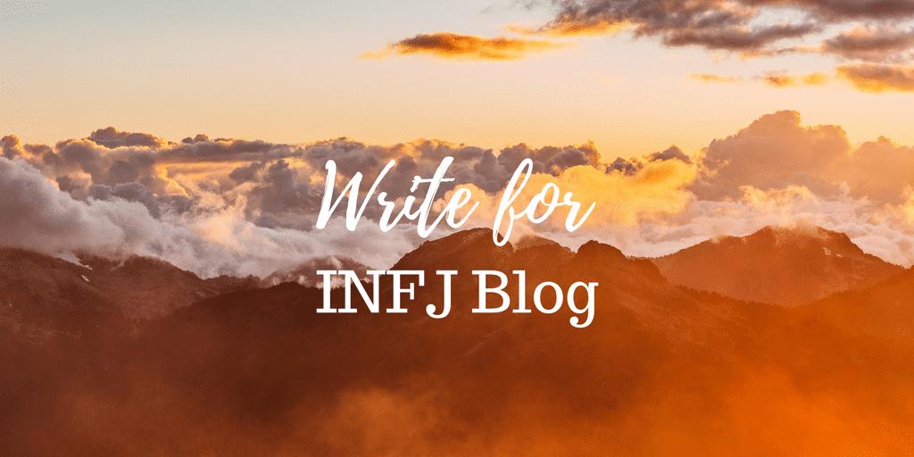 write for infj blog