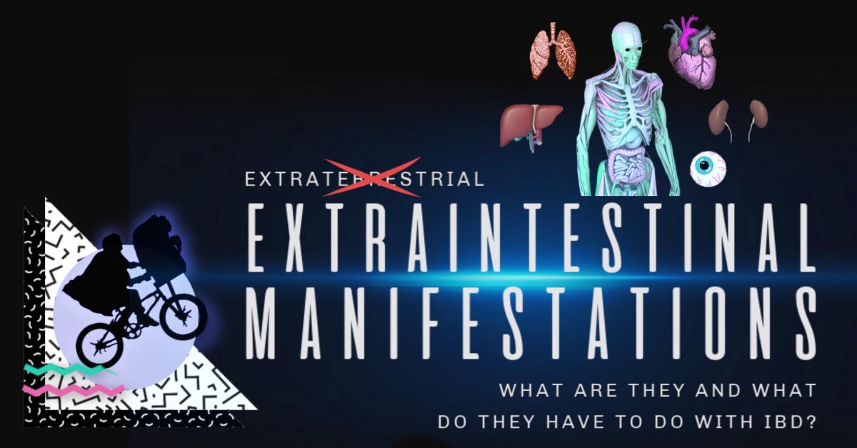 What Are Extraintestinal Manifestations of IBD?