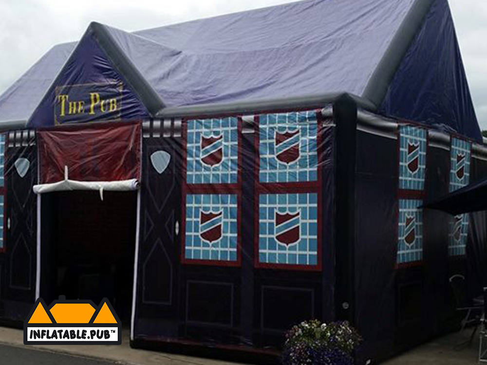 Inflatable pop up pub hire rent sales sell buy purchase & THE TAVERN | Inflatable.Pub