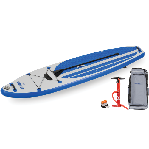 Longboard 11 Inflatable Standup Paddleboard