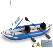 380 Explorer Inflatable Kayak with Sail