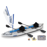 Sea Eagle 385 FastTrack with QuickSail