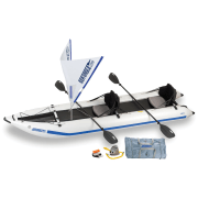 Sea Eagle 435ps PaddleSki Quiksail