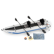 Sea Eagle 435ps PaddleSki Watersnake Motor