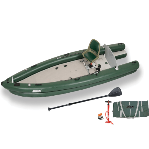 FishSkiff 16 Inflatable Fishing Boat