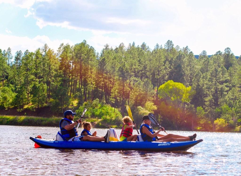 420x Explorer Inflatable Kayak