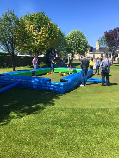 Foot- pool, made in ireland, giant pool table, snookball, giant games (11)