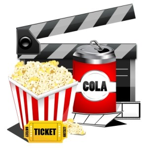 Deflation hits movies
