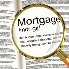 Inflation on a 30 Year Mortgage