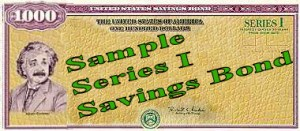 Series I Savings Bond