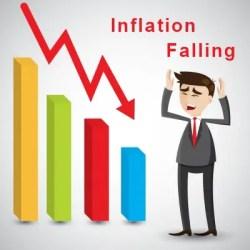 Falling Inflation = Deflation