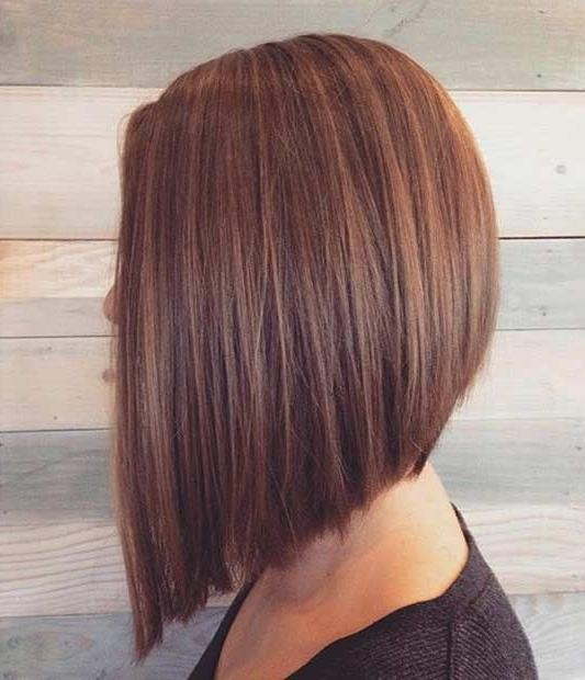 15 Best Of Long Tapered Bob Haircuts