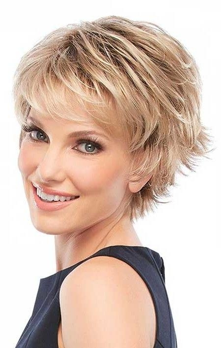 15 Best Of Short Medium Shaggy Hairstyles