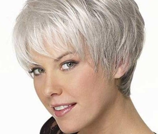 Best  Short Hairstyles Over  Ideas Only On Pinterest Short With Short Haircuts