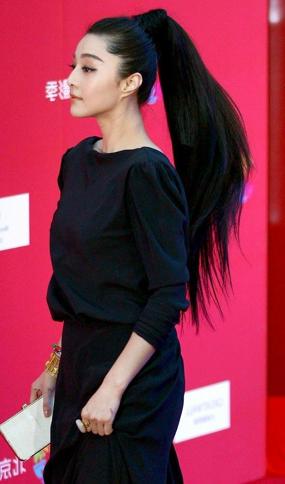 2019 Latest Chinese Long Hairstyles