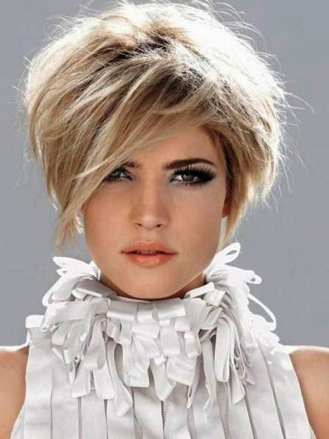 20 Best Ideas Of Short Hairstyles For Spring