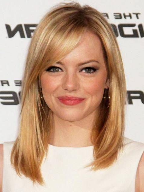 Best 11 Medium Long Haircuts Ideas On Pinterest Layered Hair