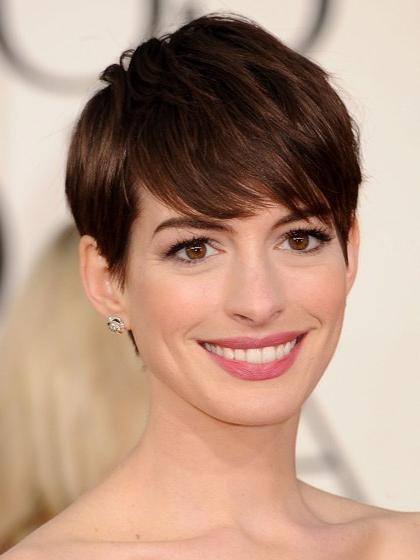 2019 Latest Short Haircuts For Women In Their 30S