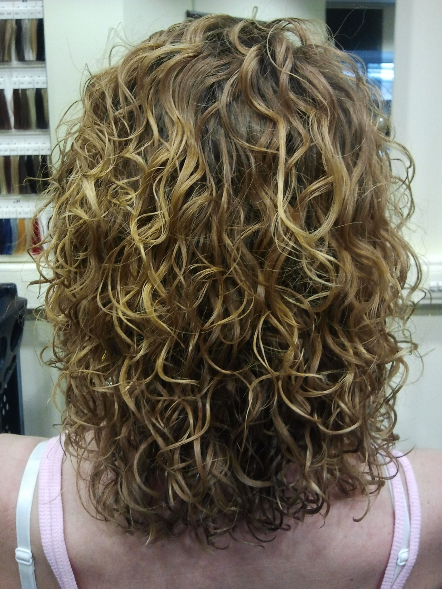 15 Ideas Of Shaggy Perm Hairstyles