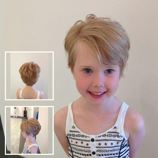Haircuts Pixie Young Girls