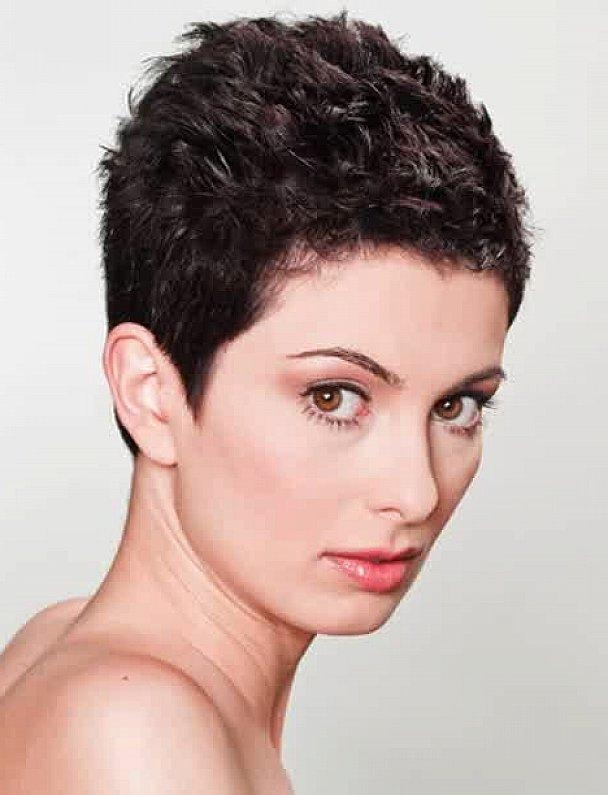 Pixie Haircuts For Thick Hair The Best Haircut Of 2018