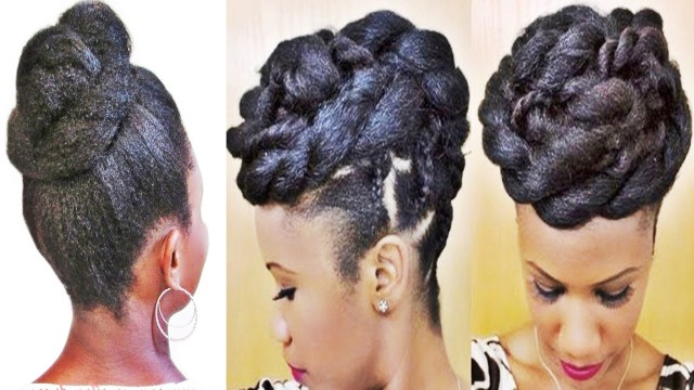 15 Best of Knot  Twist Updo  Hairstyles