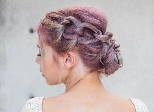 15 Best Collection of Knot  Updo  Hairstyles