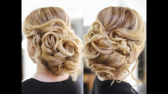 15 Photo of Updos  With Curls Wedding  Hairstyles