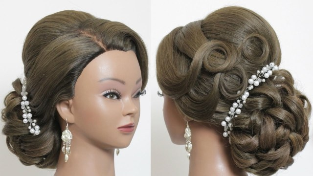 15 Photo of Wedding  Prom Hairstyles  For Long Hair  Tutorial
