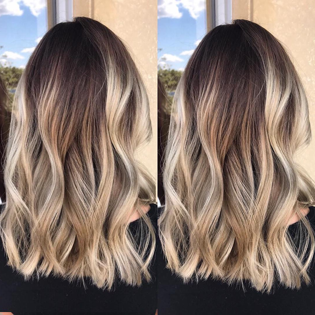 Long Layers Haircut 2019: Layered Haircuts For Medium Length Hair 2019