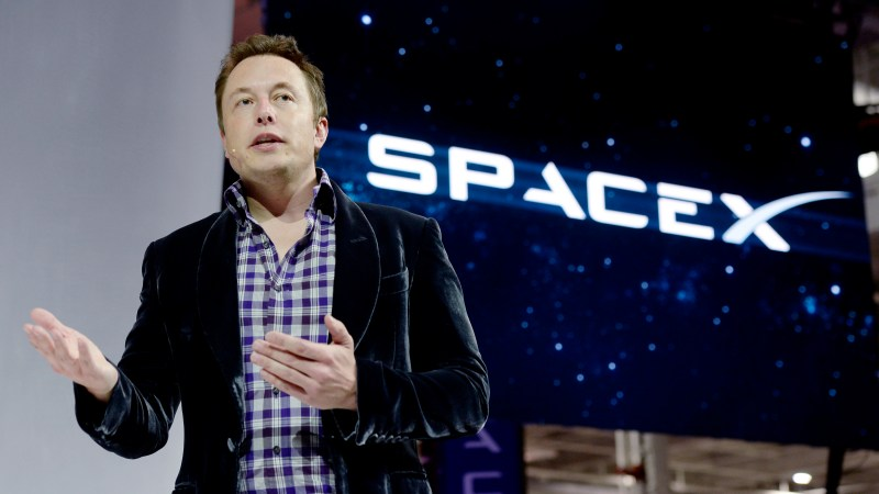 Elon Musk's SpaceX raised over $1 bn in six months