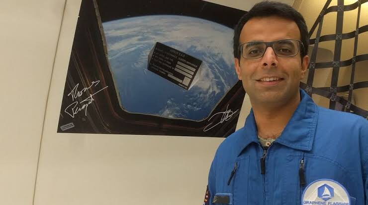 Meet Pakistan's first space scientist from Balochistan at the University of Cambridge
